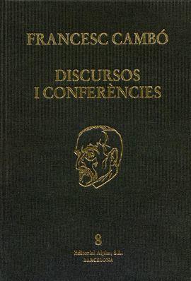 DISCURSOS I CONFERENCIES