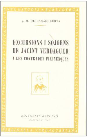 EXCURSIONS I SOJORNS DE JACINT VERDAGUER A LES CONTRADES PIRINENQUES