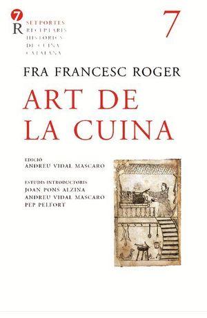 ART DE LA CUINA