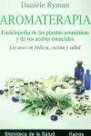 AROMATERAPIA ENCICLOPEDIA DE LAS PLANTAS AROMATICAS Y DE SUS ACEITES ESENCIALES
