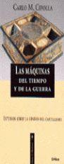 MAQUINAS DEL TIEMPO Y DE LA GUERRA, LAS ESTUDIOS SOBRE LA GENESIS DEL CAPITALISMO