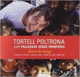 TORTELL POLTRONA AMB PALLASOS SENSE FRONTERES DIARIS DE VIATGE