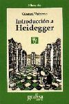 INTRODUCCION A HEIDEGGER