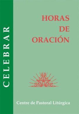 HORAS DE ORACIÓN
