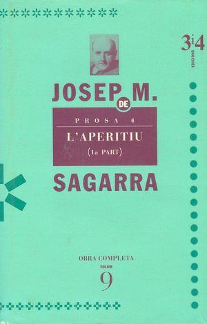 PROSA, 4. L'APERITIU (1ª PART)