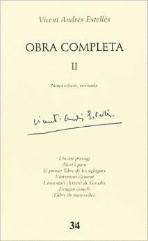 OBRA COMPLETA II (VICENT ANDRÉS ESTELLÉS)