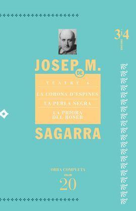 TEATRE, 6. CORONA D'ESPINES, LA/ LA PERLA NEGRA/ LA PRIORA DEL ROSER