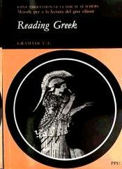 READING GREEK GRAMATICA (I)  (CATALA)