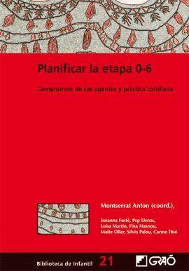 PLANIFICAR LA ETAPA 0-6