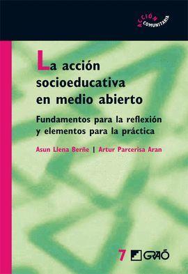 ACCIÓN SOCIOEDUCATIVA EN MEDIO ABIERTO, LA