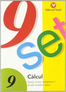 9 SET - Nº  9 - CÀLCUL