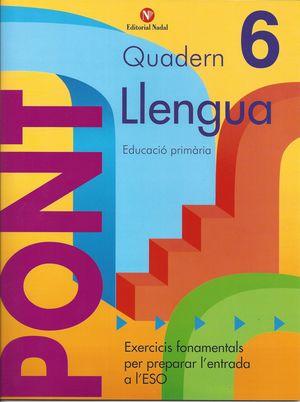 PONT 6 E.P. - LLENGUA