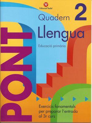 PONT 2 E.P. - LLENGUA