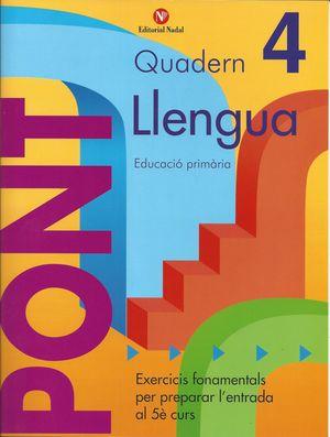 PONT 4 E.P. - LLENGUA