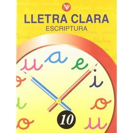 LLETRA CLARA ESCRIPTURA 10
