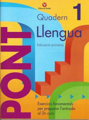 PONT 1 E.P. - LLENGUA
