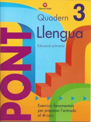 PONT 3 E.P. - LLENGUA