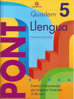 PONT 5 E.P. - LLENGUA