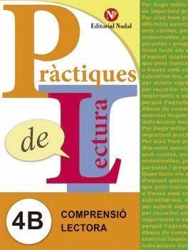 PRÀCTIQUES DE LECTURA 4B. COMPRENSIÓ LECTORA