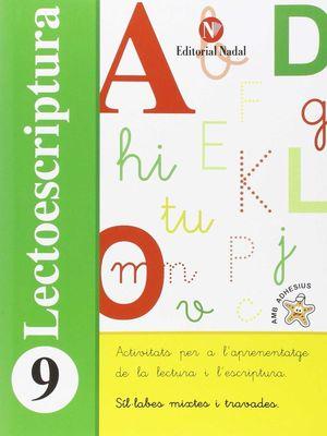 LECTOESCRIPTURA 09