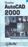 AUTOCAD 2000, DOMINE