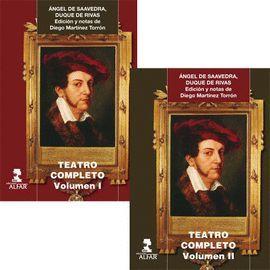 TEATRO COMPLETO (2 VOLS)