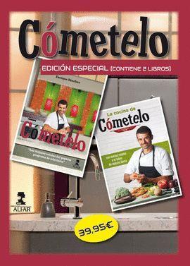 CÓMETELO ( PACK 2 LLIBRES   CÓMETELO + LA COCINA DE CÓMETELO )