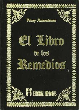 LIBRO DE LOS REMEDIOS, EL (TERCIOPELO NEGRO)