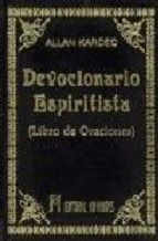 DEVOCIONARIO ESPIRITISTA