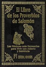 LIBRO DE LOS PROVERBIOS DE SALOMÓN