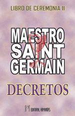 LIBRO DE CEREMONIA (II), EL. DECRETOS