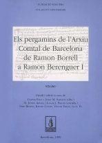 PERGAMINS DE L'ARXIU COMTAL DE BARCELONA -3 VOLS-