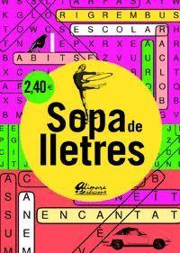 SOPA DE LLETRES 1