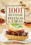 1001 RECETAS DE PINTXOS Y TAPAS