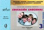 INTELIGENCIA EMOCIONAL, 3 EDUCACIÓN PRIMARIA