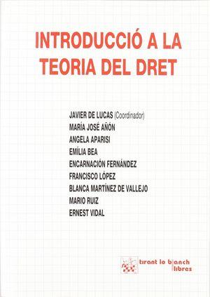 INTRODUCCIÓ A LA TEORIA DEL DRET