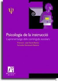 PSICOLOGIA DE LA INSTRUCCIÓ