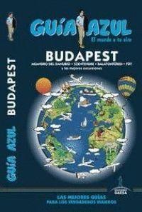 BUDAPEST, GUIA AZUL