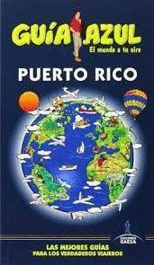 PUERTO RICO, GUIA AZUL