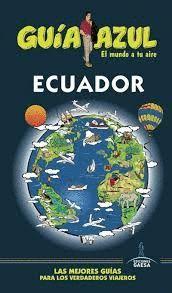 ECUADOR, GUIA AZUL