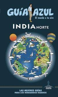 INDIA NORTE, GUIA AZUL