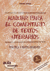 AUXILIAR PARA EL COMENTARIO DE TEXTOS LITERARIOS