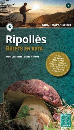 RIPOLLÈS - BOLETS EN RUTA