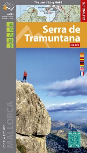 SERRA DE TRAMUNTANA ( GR-221 )