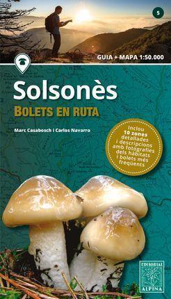 SOLSONÈS - BOLETS EN RUTA