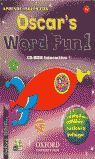 OSCAR'S WORD FUN 1, APRENDE INGLES CON (CD-ROM)