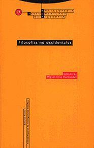 FILOSOFIAS NO OCCIDENTALES