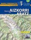 SIERRA DE AIZKORRI ARATZ (1:25.000) MAPAS PIRENAICOS