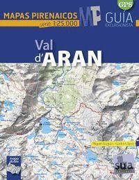 VAL D'ARAN (1:25.000)