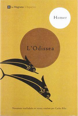 ODISSEA, L' (TRADUCCIÓ DE CARLES RIBA)